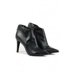 Versace 19.69 elegant ankle leather boots