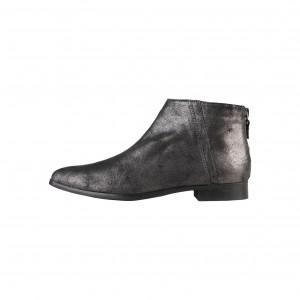 Arnaldo Toscani trendy glittery leather ankle boots