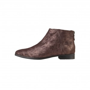 Arnaldo Toscani brown leather ankle boots