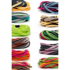 Ekosan eco cotton colorful trendy bracelet