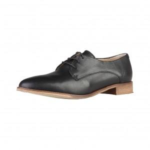 Arnaldo Toscani real leather lace-up shoes