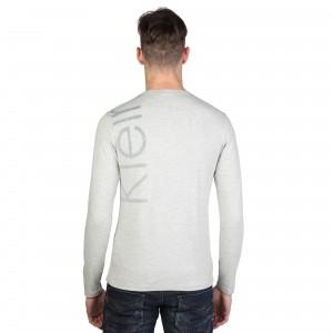 Calvin Klein trendy grey long sleeve top