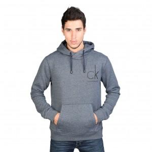 Calvin Klein long sleeve hooded sweatshirt.
