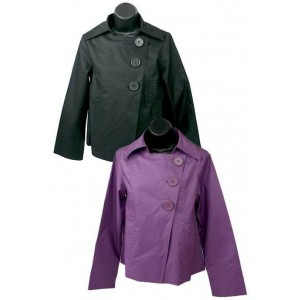 Jacket By Ellos with buttons.