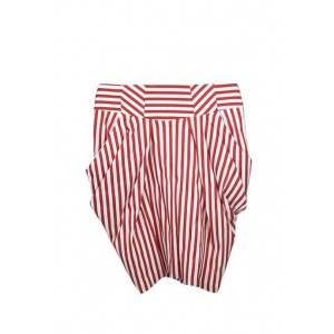 Emadora women's Candy Kane trendy skirt.