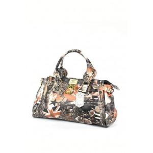 Fashion Only  fashion satchel bag with padlock.