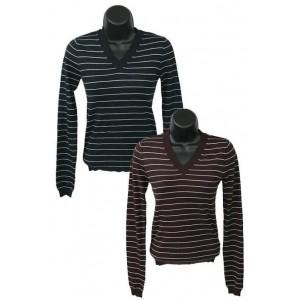 Calvin Klein stripe jumper