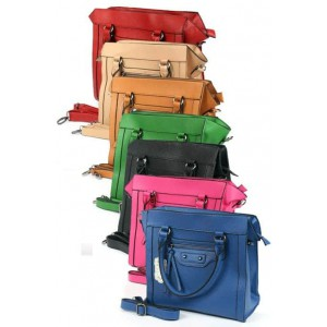 Fashion Only tote handbag with long strap