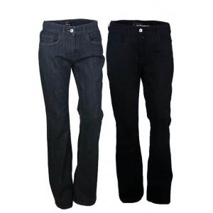 Emadora jeans black & denim