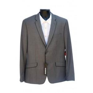 Mens Goodsouls stylish grey suit jacket.