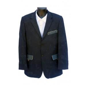 Mens Blue Inc Navy trendy jacket.