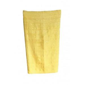 Fashionable Yellow sequin Asos skirt.