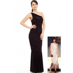 Goddess London Grecian  Maxi dress in the style of Katie Holmes